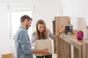 Mantener una casa ordenada