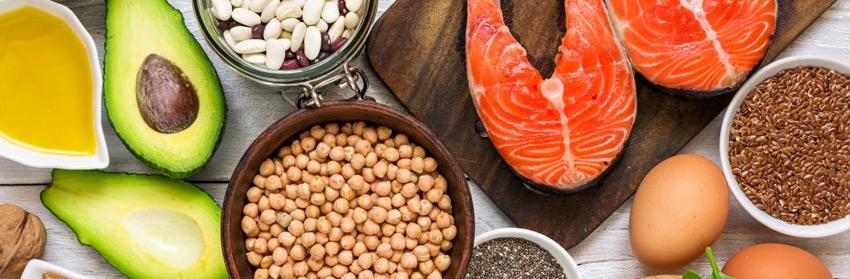 Alimentos ricos en omegas