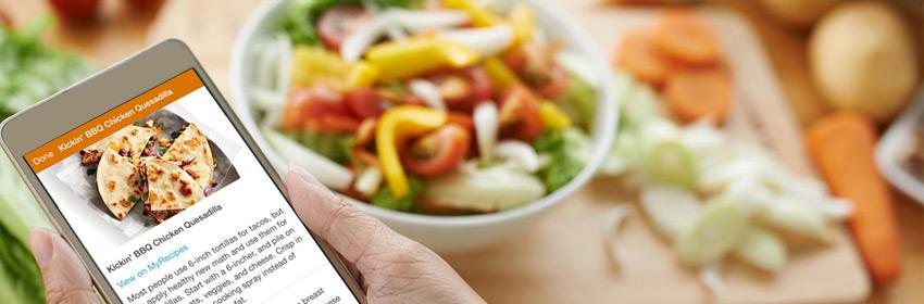 Cómo alimentarte saludablemente