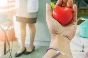 5 beneficios de donar sangre