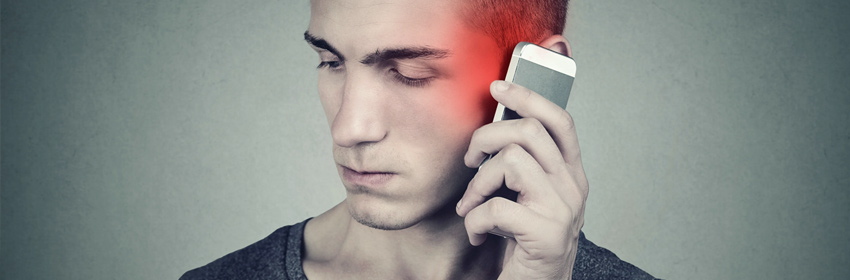 Cáncer por usar el teléfono