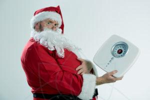 Evitar el aumento de peso navideño
