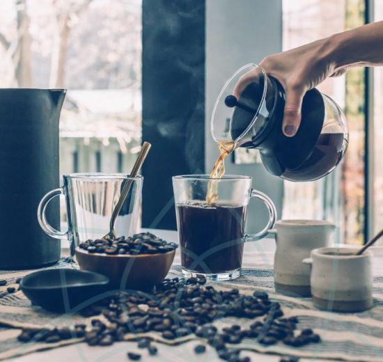 Efectos del café y el ejercicio en la memoria