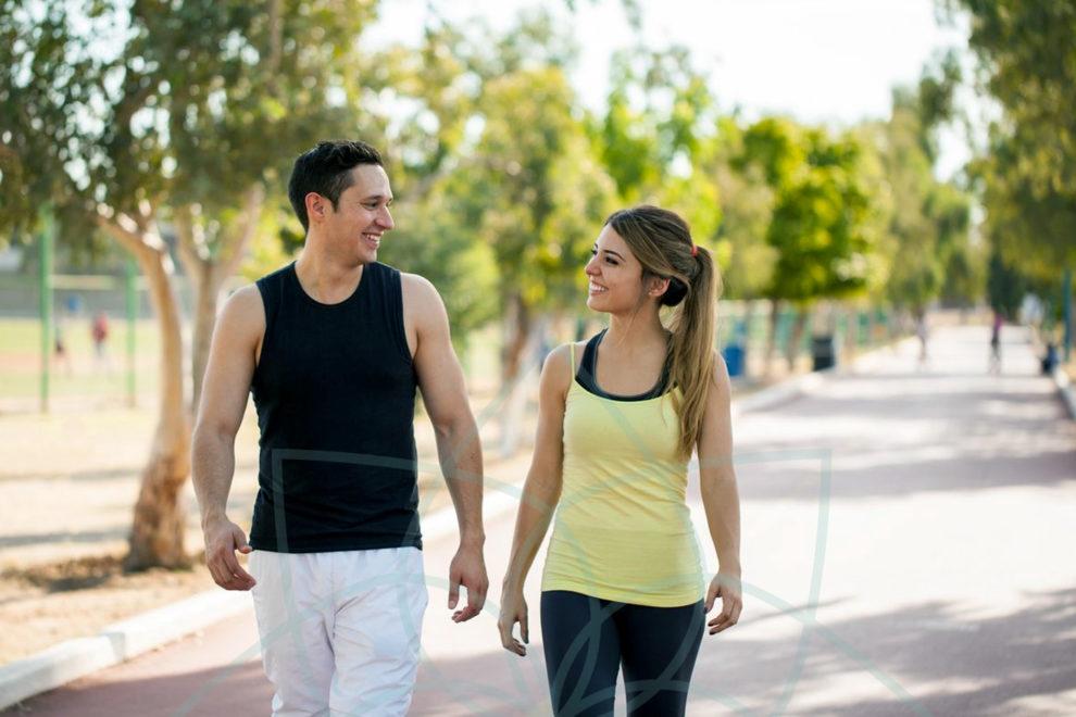 No necesitas mucho ejercicio