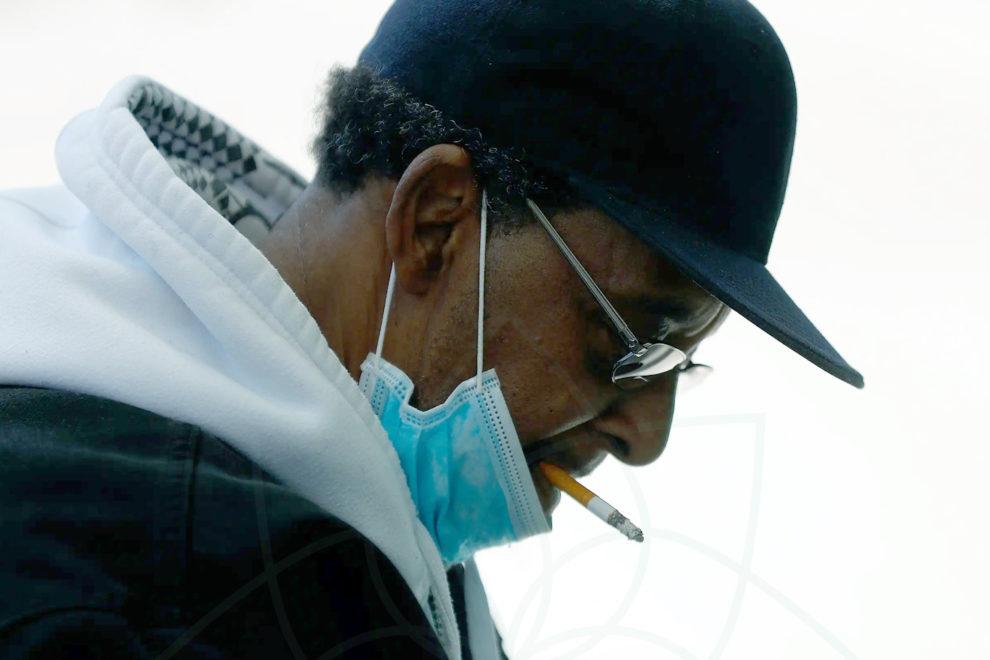 Fumar; riesgo de muerte por COVID-19