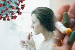 Suplementos contra infecciones de virus RNA