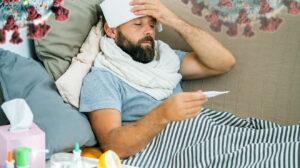 Tratamiento de infección por COVID19