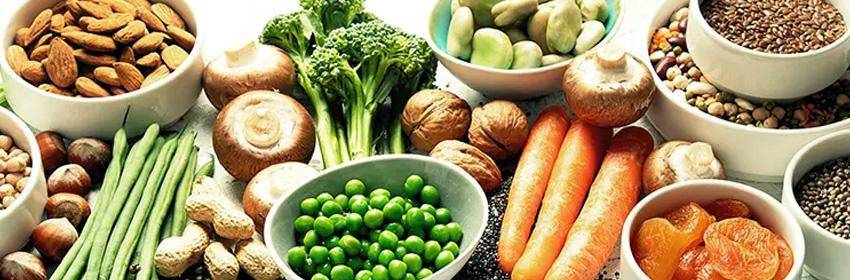 Alimentos naturalmente ricos en fibra