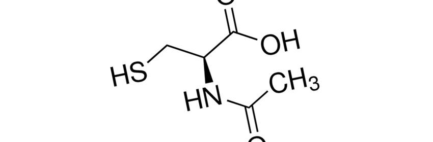 NAC: N-Acetilcisteina