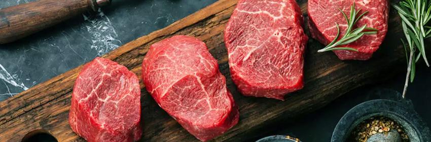 TMAO y carnes rojas