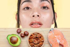 5 alimentos para un piel saludable