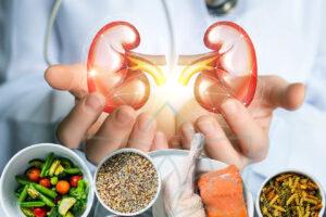 Dieta contra la insuficiencia renal